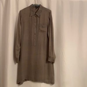 Theory shirt dress